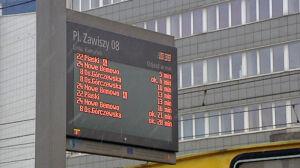 Elektroniczne rozkłady na Trasie W-Z będą po Euro