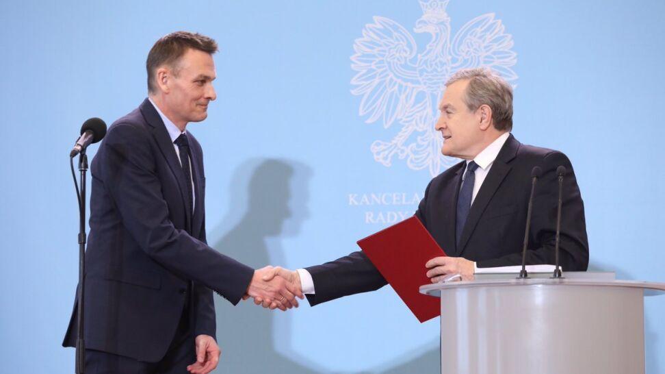 Wojciech Kaczmarczyk dyrektorem Narodowego Instytutu Wolności