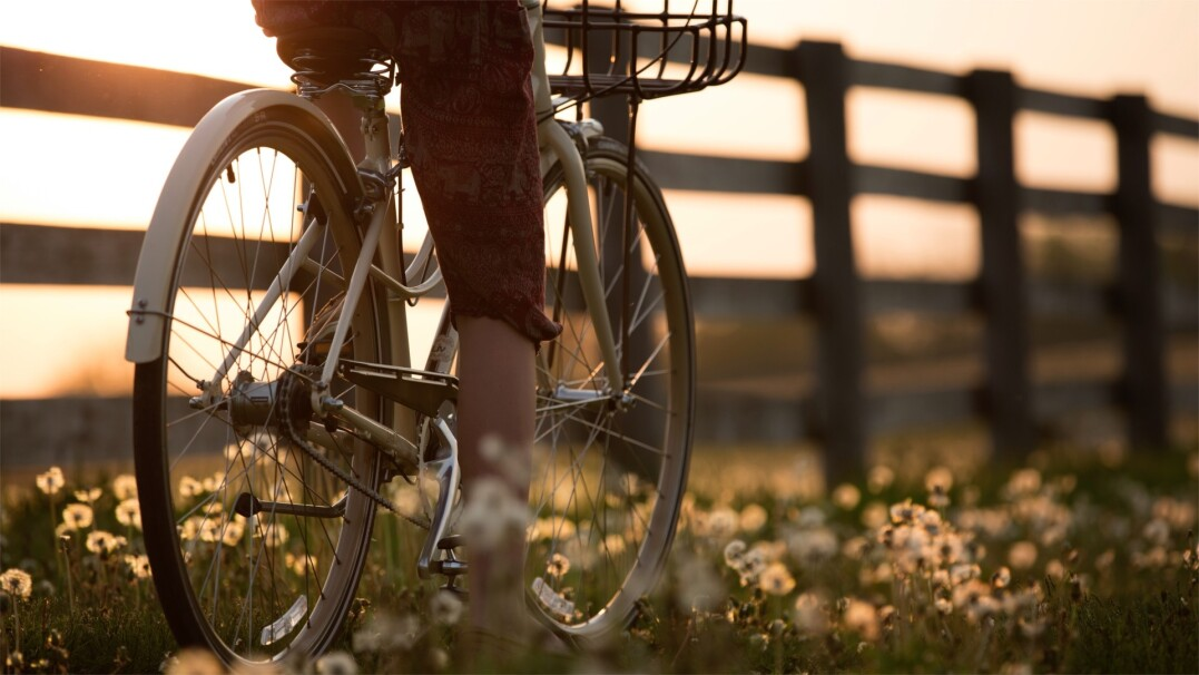 W 2020 roku jeździliśmy rowerami częściej niż w 2019