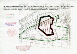 Reduta Ordona wpisana do rejestru zabytków