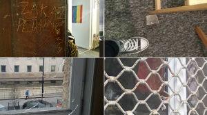 Seria homofobicznych ataków. Ratusz sprawę zna... z mediów