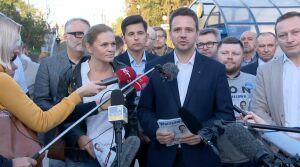 Nowacka poparła Trzaskowskiego: on rozumie miasto