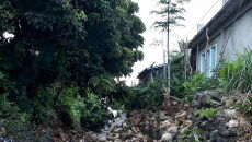 Trzęsienie ziemi na Filipinach (PAP/EPA/PROVINCIAL GOVERNMENT OF BATANES)