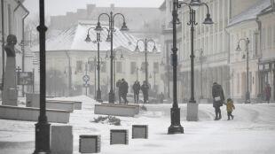 Prognoza pogody na jutro: w części kraju pogodnie, a gdzieniedzie biało
