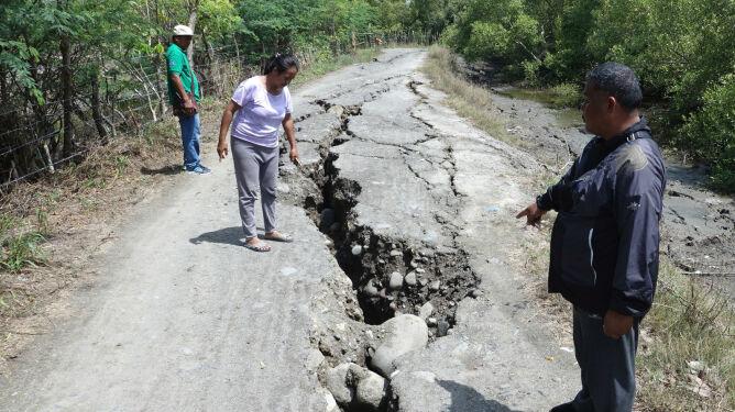 Coraz więcej ofiar trzęsienia ziemi na Filipinach