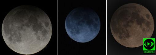 Księżyc w cieniu Ziemi. Śnieżna pełnia i zaćmienie