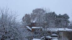 Zimowy krajobraz na zdjęciach przesłanych przez Reporterów 24
