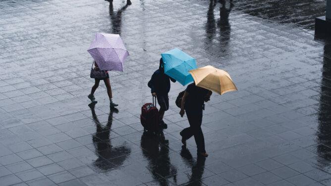Prognoza pogody na dziś: duże zachmurzenie, opady - również burzowe
